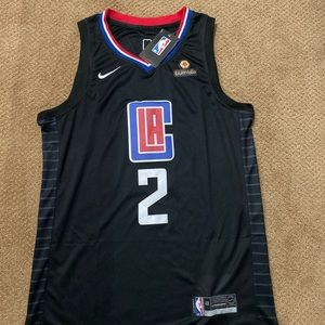 Kawhi Leonard Los Angeles Clippers Nike Jersey